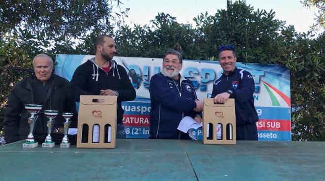Coppa Carnevale 2019 Pesca Subacquea