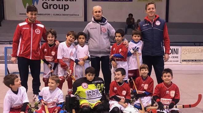 Cp baby - Raduno di minihockey 2019