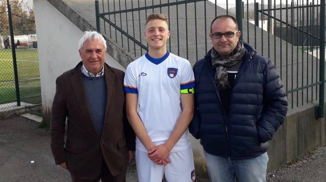 Davide Ferrante Nazionale Under 18