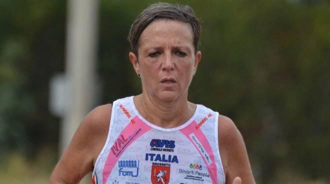 Elena Rossi Marathon Bike