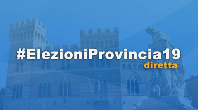 Elezioni Provincia 2019
