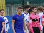 Gavorrano - Davide Ferrante in nazionale Under 18