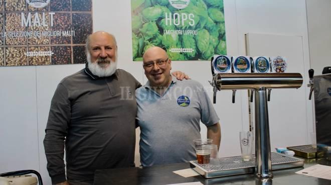 Il Birrificio Amiata alla fiera della birra di Rimini 2019