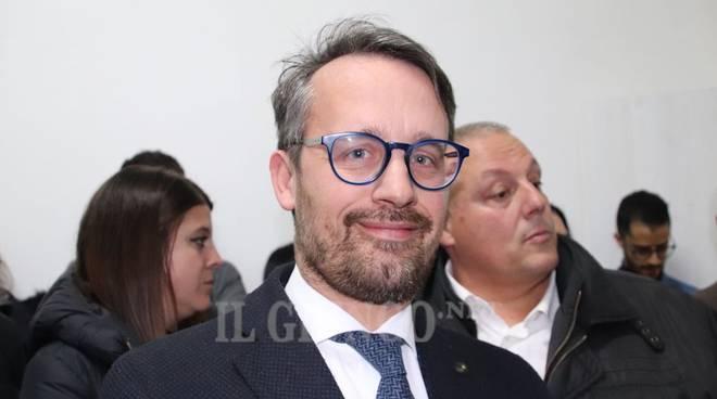 La Lega inaugura la sede Marco Casucci