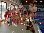 Nuoto salvamento VVF Boni - campionati regionali 2019