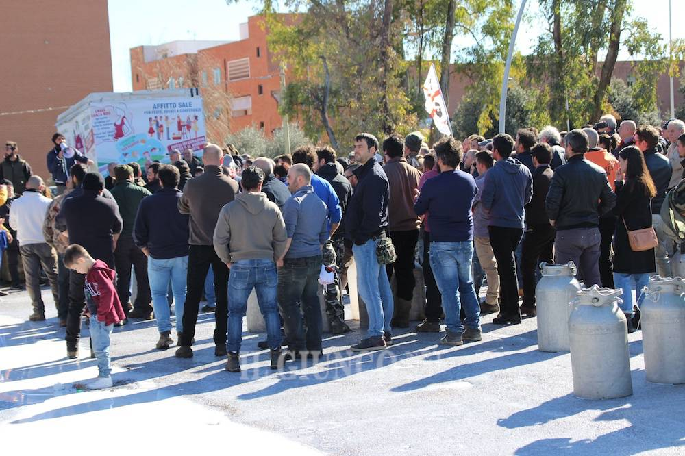 Protesta pastori febbraio 2019