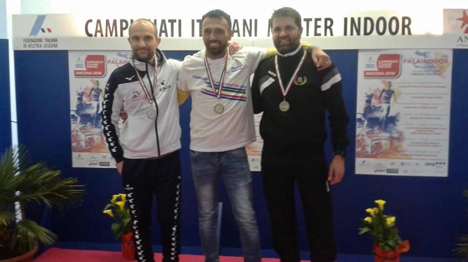 Track and Field premiazioni campionati italiani