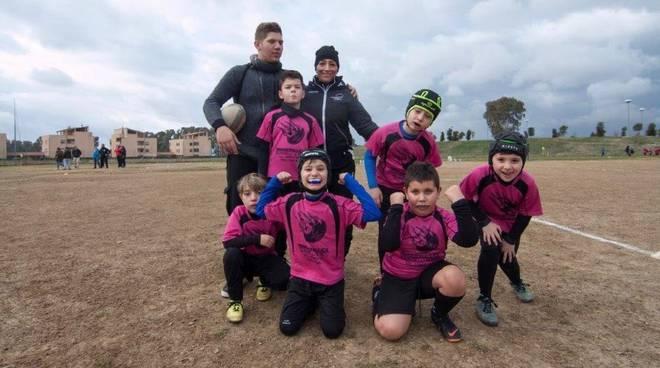 Under 8 Golfo Rugby 2019