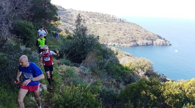 Argentario Trail 2019 gara