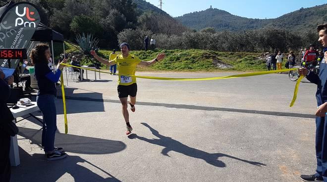 Argentario Trail 2019 vincitore