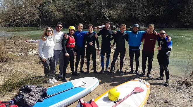 Aspiranti tecnici Uisp surf e sup