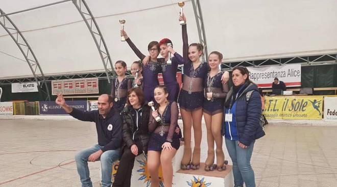 Atl Il Sole campionati Uisp 2019