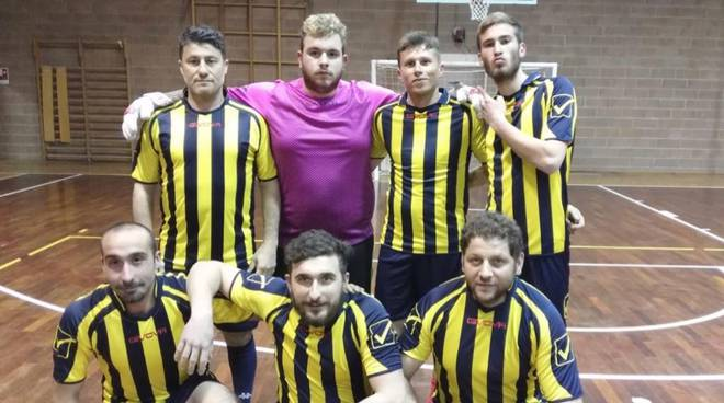Calcio a 5. - Robur Gladio 2019