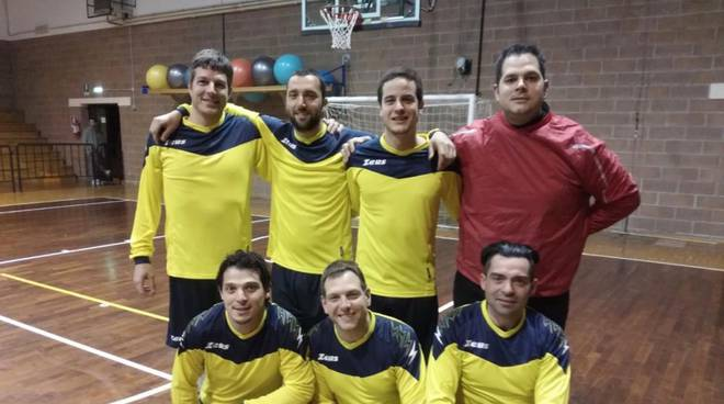 Calcio a 5 Uisp - Spaccatazzine 2019