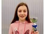 Emma Fabbrucci vince torneo Under 16 - 2019