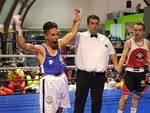 Fight Gym Giuseppe Liccardo 60 kg