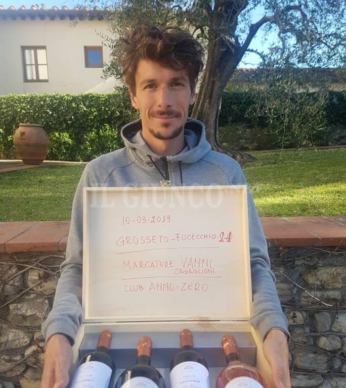 Grosseto-Castelfiorentino 2-1