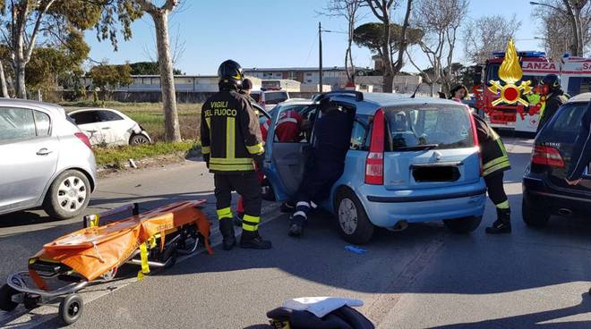 Incidente Senese ma19