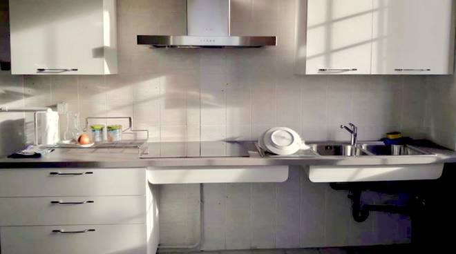 Al centro c\'è la nuova cucina che abbatte le barriere: «Così ...
