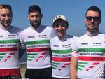 Marathon Bike campione italiano 2019 crono