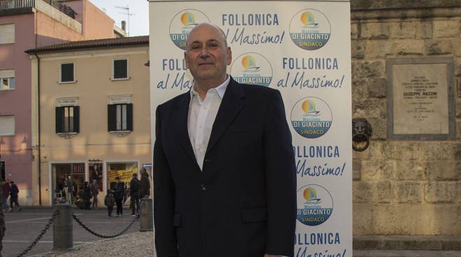 Massimo Di Giacinto - presentazione 2019