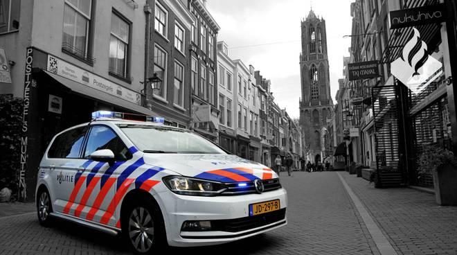 polizia UTRECHT