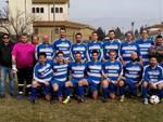 Polverosa calcio Uisp - marzo 2019