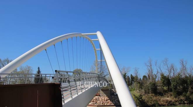 Ponte sull'Ombrone 2019 (inaugurazione)