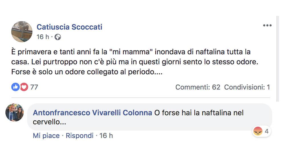 Post Scoccati 2019