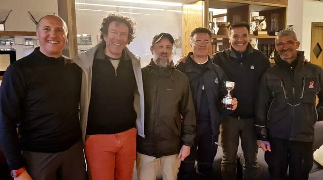 Premiazioni Campionato invernale - Vitale in Birba 2