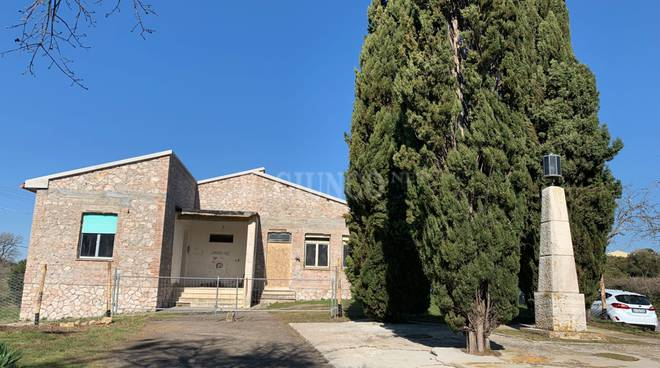 Scuola Maiano Lavacchio (marzo 2019)