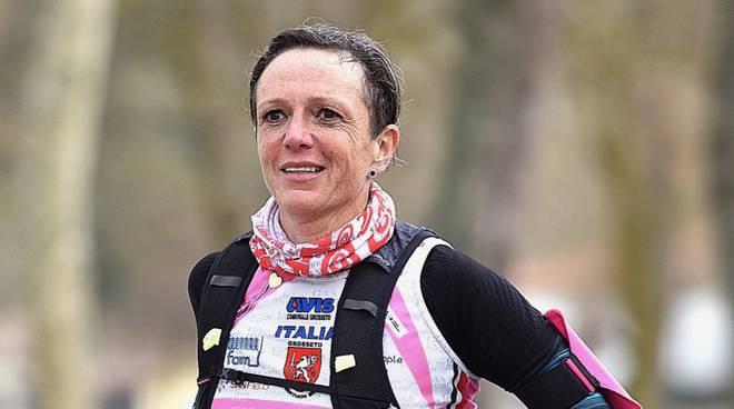 Team Marathon Bike - Elena Rossi ultra runner