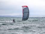 Vento forte Kite surf