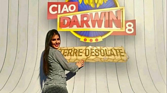 Veronica Boccanera Ciao Darwin