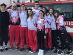 Vvf Boni atleti ai campionato italiani di lifesaving 2019