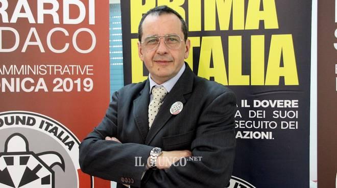Alessandro Berardi (Casapound) 2019