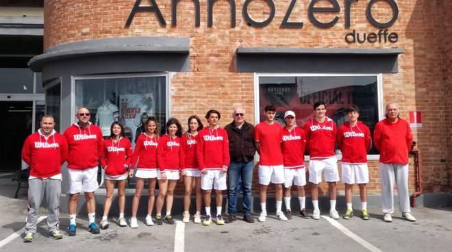 Alessandro Capitani nuovo presidente Circolo tennis