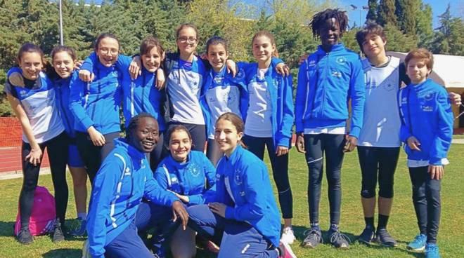Asd Atletica Follonica in Coppa Toscana