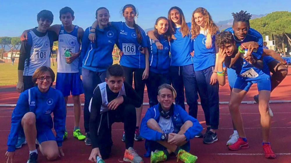 Atletica Follonica - Coppa Toscana 2019