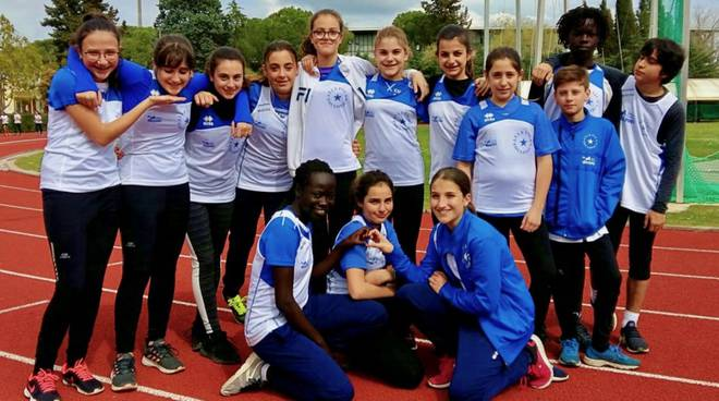 Atletica Follonica in Coppa Toscana