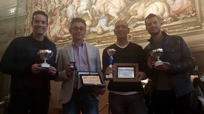 Atletica Grosseto premiata a Firenze