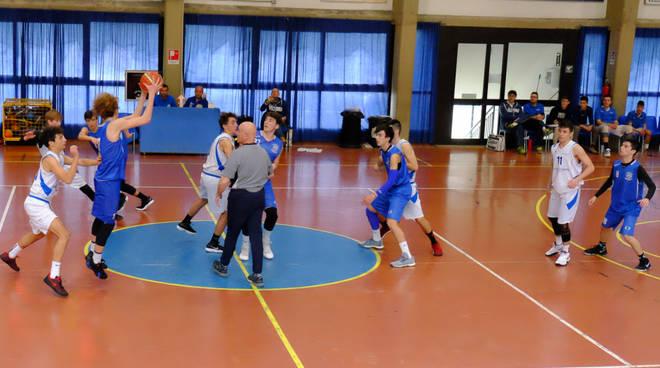 Follonica Basket Under 18 - gara Coppa Toscana
