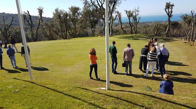 Golf promotion Day a Punta Ala