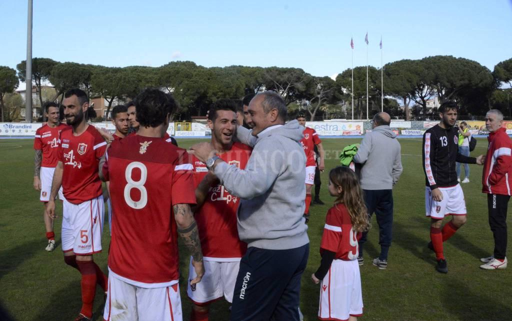 Grosseto-San Marco Avenza 1-0 ultima in casa