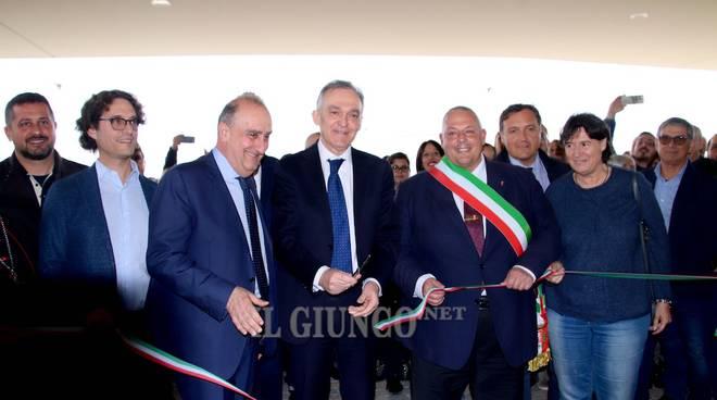 Inaugurazione nuova ala ospedale