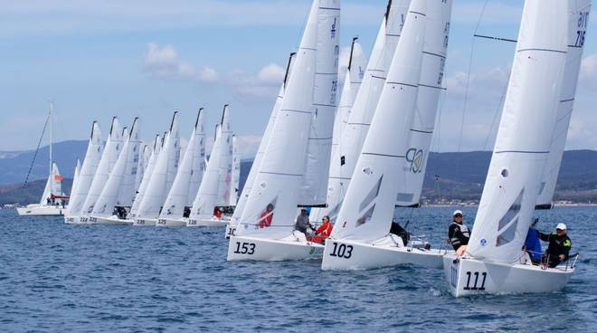J70 Cup Scarlino - prima tappa 2019