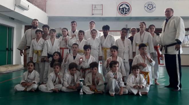 Judo Sakura agli Italiani a Rosignano