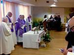 Pasqua in ospedale Roncari Orbe