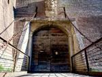 Portone baluardo Fortezza Mura