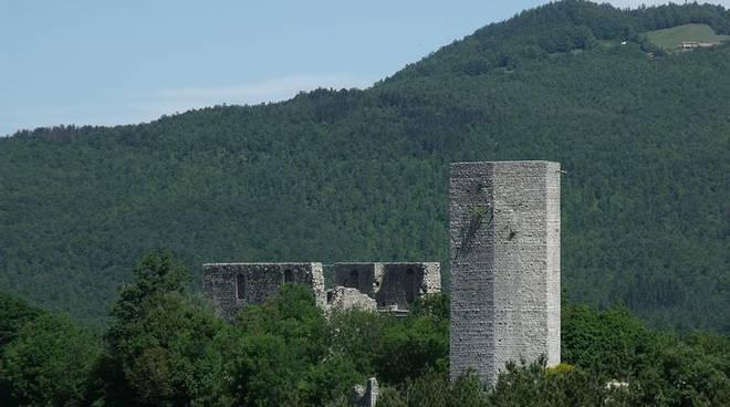 Rocca Silvana (Wikimedia)